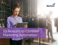 10 Reasons for Marketing Automation