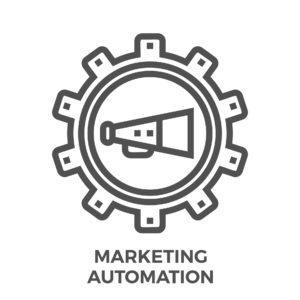 Marketing Automation Icon