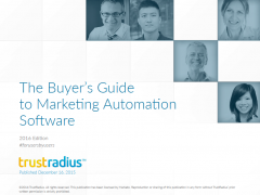 The Buyers Guide to Marketing Automation