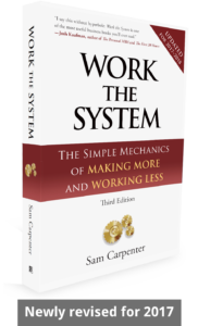 Work the System book