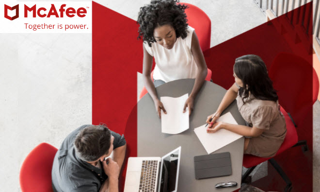 McAfee Increased Lead to Opportunity Conversion Rate 4x
