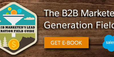 Using Peer Research and Survey Data to Drive Lead Generation