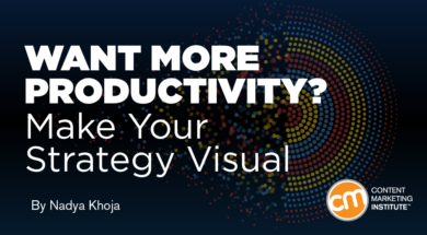 Want More Productivity? Make Your Strategy Visual
