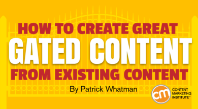 Create Great Content From Existing Content