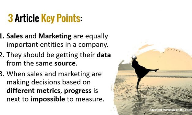 """""""Three Marketing Mistakes B2B Firms Made In The Past Decade?"""""""