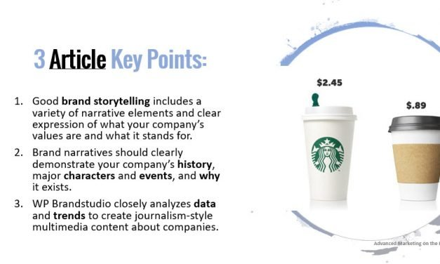 """How to Do Successful Brand Storytelling in 3 Ways?"""