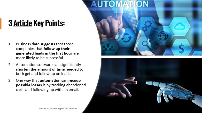 """""""5 Things About Marketing Automation a Business Owner Must Know"""""""