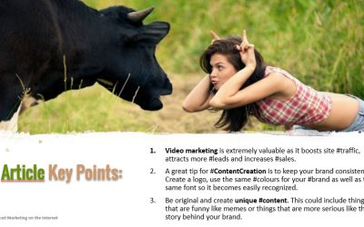 15 Visual Content Creation Tips To Start Using Now